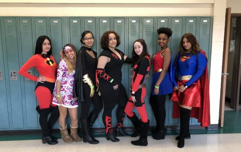 Wilby Seniors Dress for Halloween