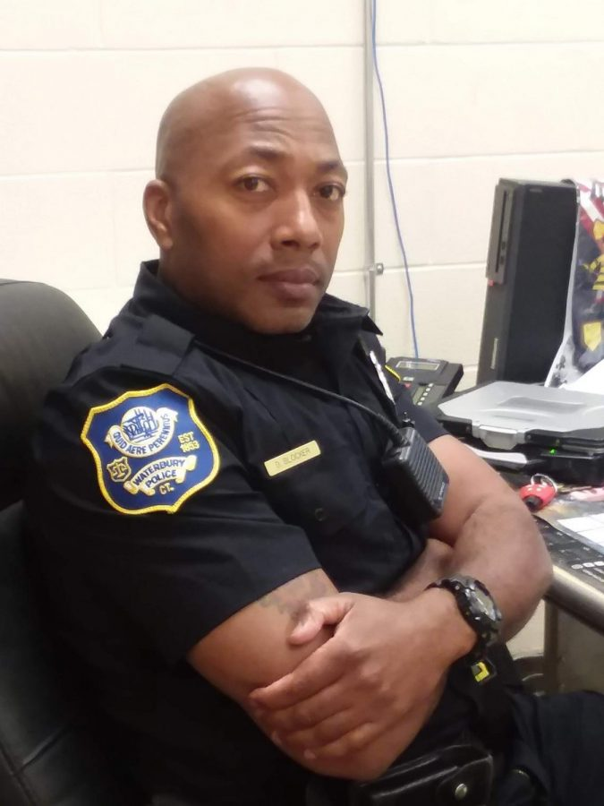 Officer Blocker Urges Students to Think Before Engaging in a Fight