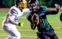 Wilby Football Loses to Torrington to End Three-Game Win Streak