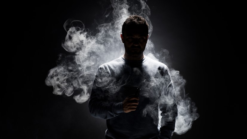 From Yale Medicine Public Relations Serious health risks are linked to vaping, which was once thought to be safer than traditional cigarettes.  ).