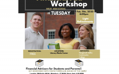 Financial Aid Workshop to be Held at Wilby