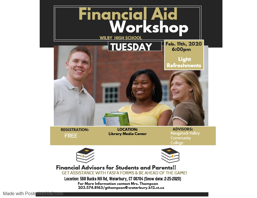 Financial+Aid+Workshop+to+be+Held+at+Wilby