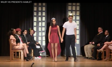Video: Drama Students Perform Modern Version of Hamlet