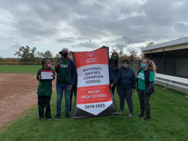 Wilby Unified Sports Earns National Recognition