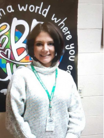 Staff Profile: Social Worker Loves Helping Students